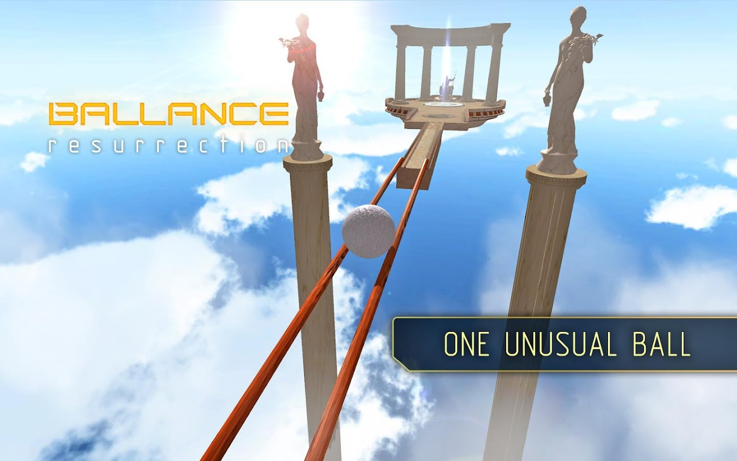 Ballance Resurrection 3D - screenshot