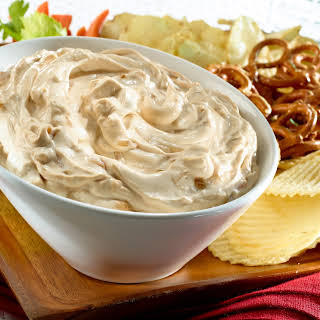 Creamy Chipotle Onion Dip.