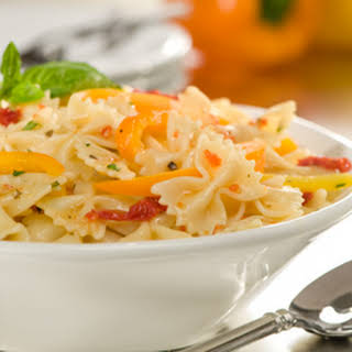 Sun-drenched Pasta Salad.