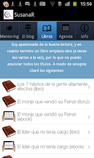 El blog de Susana Rodríguez - screenshot thumbnail