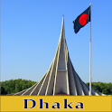 Dhaka City Maps Offline icon