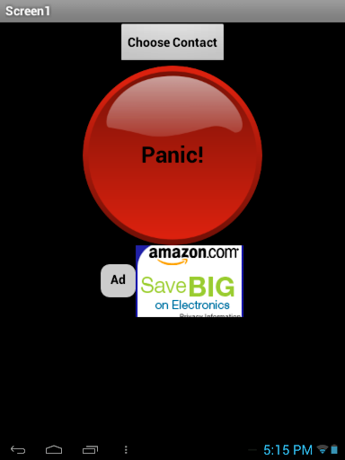 Panic Button Auto Dialer