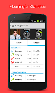 Call Log Monitor - screenshot thumbnail