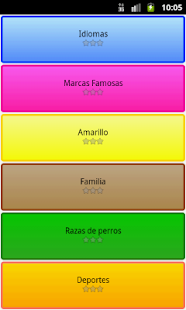 Sopa de Letras Trivial Español- screenshot thumbnail