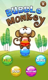 Bubble Monkey- screenshot thumbnail