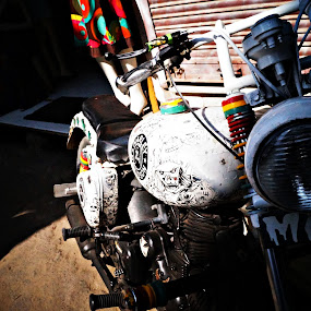 by Tejaswa Trivedi - Transportation Motorcycles (  )