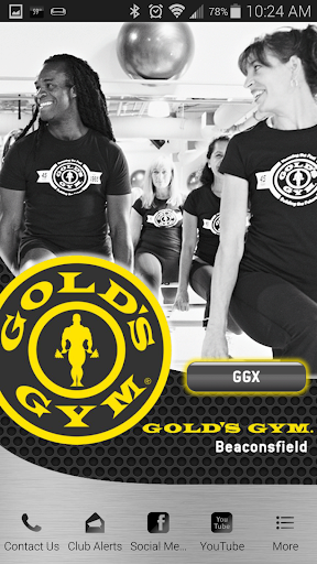 Gold's Gym Prestige