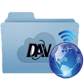 WebDAV Virtual Storage