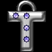 Bling-bling T Monogram