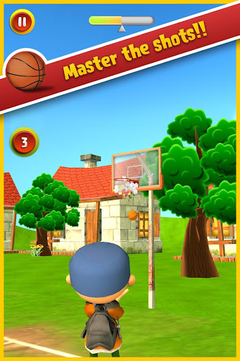 Freestyle Toon Basketball Kid