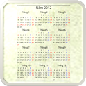 Android Calendar Việt icon