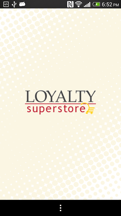 Loyalty SuperStore- screenshot