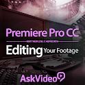 Editing in Premiere Pro CC icon