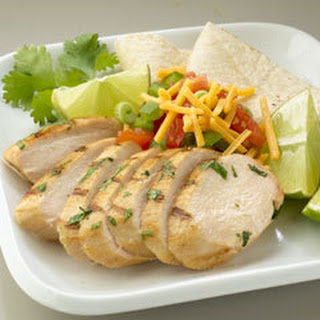 Honey-lime Cilantro Chicken.