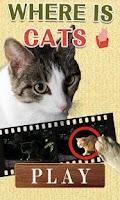 Screenshot of ねこはどこ? Find Cats