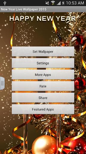 玩個人化App|お正月 ライブ壁紙 2015免費|APP試玩