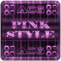 NEXT LAUNCHER PINKSTYLE THEME icon