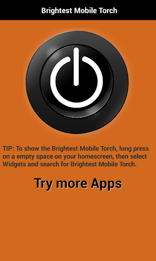 Brightest Mobile Torch