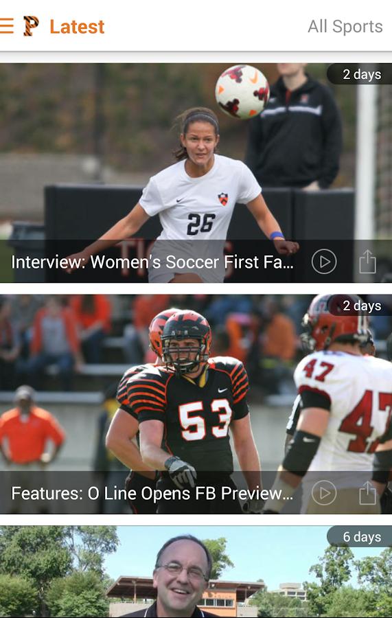 Go Princeton: Free - screenshot