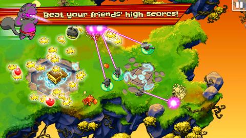 Ninja Hero Cats Screenshot 4