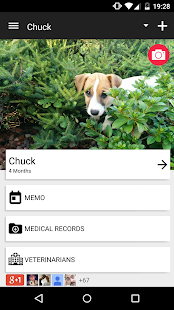 Dog Health screenshot for Android