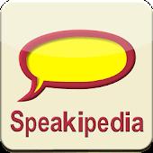 Speakipedia