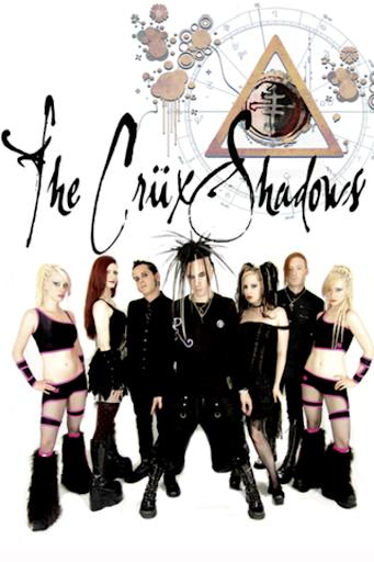 【免費音樂App】The Cruxshadows-APP點子