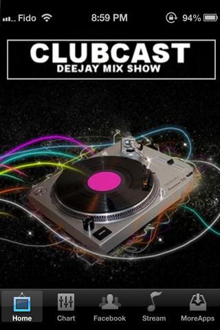 Club Cast - EDM Mixshow