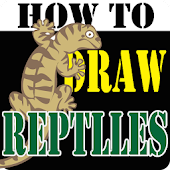 HowToDraw Reptiles
