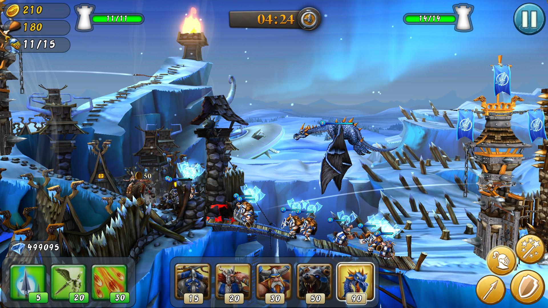 CastleStorm - Free to Siege screenshot #24
