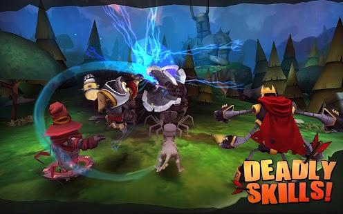 Might and Mayhem: Battle Arena Screenshot 23
