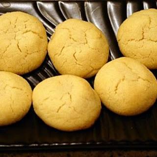 Butter Dream Cookies.