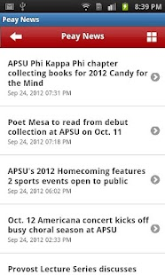 Peay Mobile - screenshot thumbnail