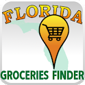 Florida Groceries Finder icon