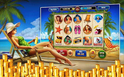 Slots Beach Party Casino Pokie