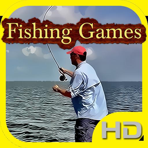 釣魚遊戲 LOGO-APP點子