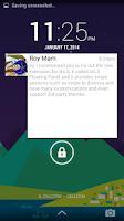 Screenshot of NiLS Theme - Hangouts