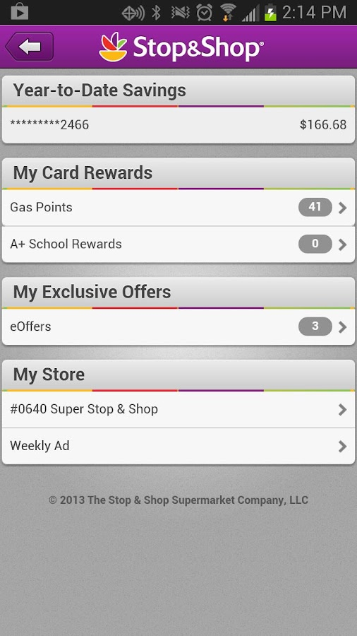 Stop & Shop - screenshot