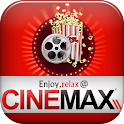 Cinemax India logo