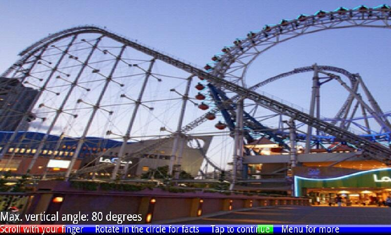 Top 10 Roller Coasters Asia 2- screenshot