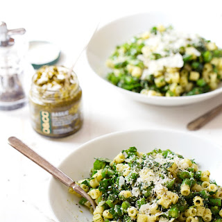 Five Ingredient Simple Green Pasta Salad