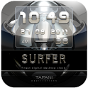 Digital Alarm Clock SURFER icon