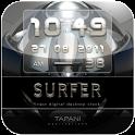 Digital Alarm Clock SURFER icon