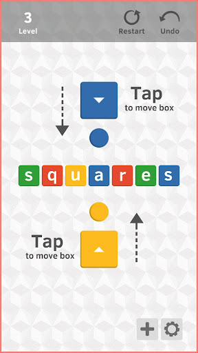 Game about Squares Dots
