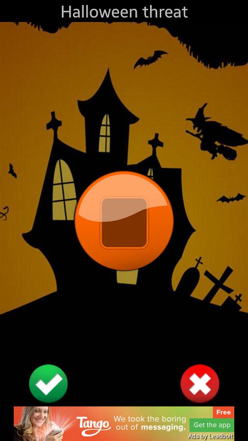 halloween ringtones free screenshot - Free Halloween Sounds Mp3