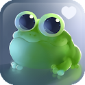 Apple Frog Live wallpaper icon
