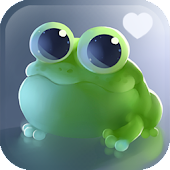 Apple Frog Live wallpaper