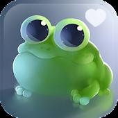 Apple Frog Live wallpaper