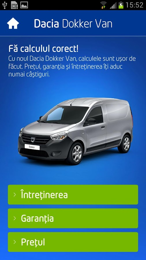 Dacia dokker van toolbox android apps on google play dacia dokker van toolbox screenshot publicscrutiny Images