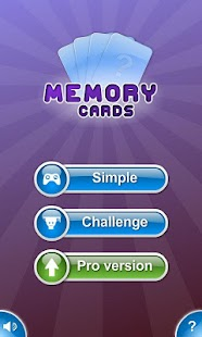 Memory Cards - screenshot thumbnail